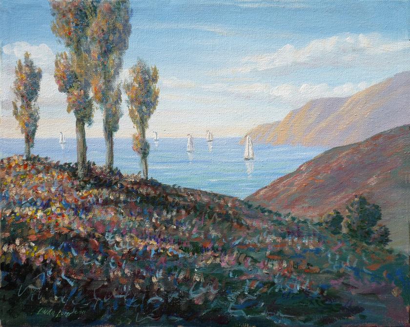 Impressionist Landscape- 140 4 Web 2016