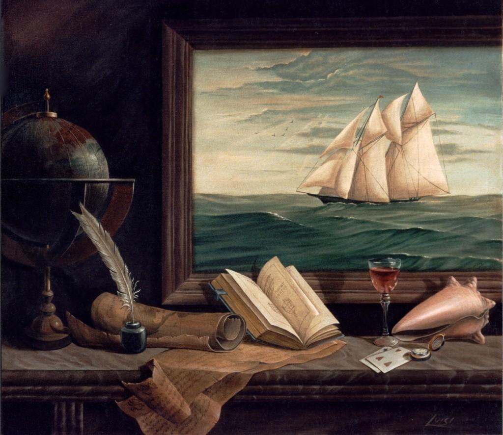 a Still Life Nautical