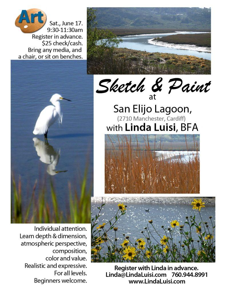 zzz PleinAir San Elijo Lagoon