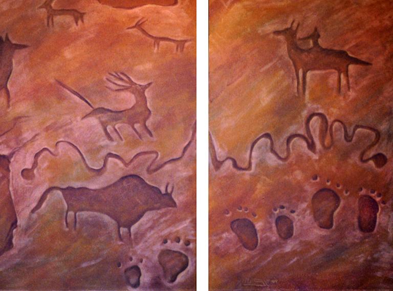 2017 Petroglyph#3